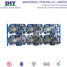 4 capas PCB Immersion Gold