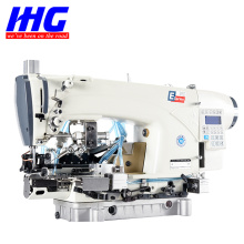 IH-639DS-LS Прямой привод Chainstitch Hemming Machine