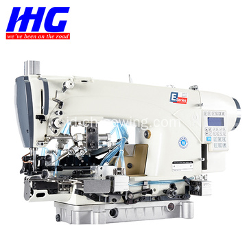 IH-639D-LS Mesin Hemming Bawah (ChainStitch).