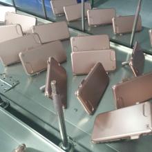 machine de revêtement sous vide de métallisation en plastique de vente chaude