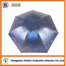 Super Slim PA Coating Anti-UV Light Pencil Umbrella