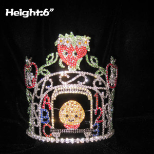 Wholesale Crystal Back To School Pageant Crowns