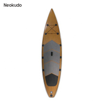 12.6 High Speed touring sup inflatable stand up paddle board for racing