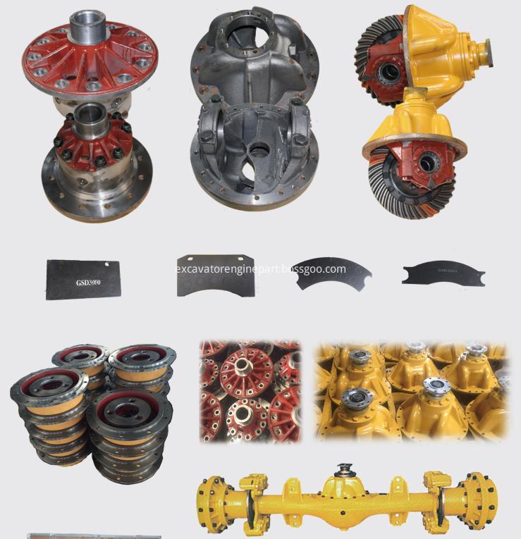 SDLG LG956 loader parts