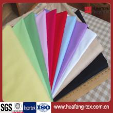 2016 China Hot vendendo camisa de algodão tecido