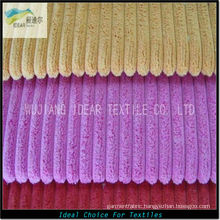 2.5W Polyester Nylon Blended Corduroy Fabric
