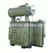 Transformador rectificador de aceite immeresed 34.5kv