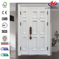 Fashion Cylindrical Wood Double Interior Door