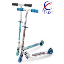 Scooter pour enfants avec pédale en alliage d'aluminium (BX-2M006)