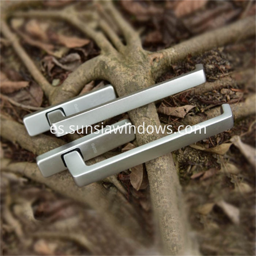 Box of Handles for Lift and Slide Door, handles for lift and slide Door, Lift and Slide Door System