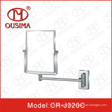 Wall Mounted Square Makeup Mirror