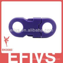 2013 China plastic survival paracord bracelet shackle