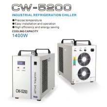 Chiller for Cooling 150W Laser Cutting Machine with Dual Laser Head (CW-5202AI)