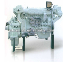 Prix usine ricardo 6126 utilisé moteur diesel marin