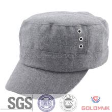 Wool Blank Military Cap (GKA05-D00003)