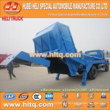 4x2 6CBM 140hp DONGFENG Armrollencontainer Müllwagen überspringen Lader LKW / Müllwagen preiswerter Preis
