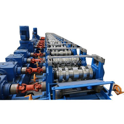 Crash Barrier Highway Guard Rail Roll Forming Machine