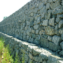 Gabion BOX in rete metallica rivestita in PVC