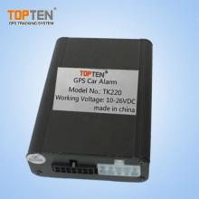2 Way 12V Anti-Hijacking GPS GSM sistema de alarme do carro com motor de arranque remoto Tk220-Er