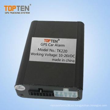 Sistemas de seguridad de la tapa de la alarma del coche de GSM / GPS 2016 Tk220-Ez