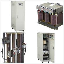 Stabilisateur de tension triphasé AC 150 // 300 // 500/1000 / 3000kVA