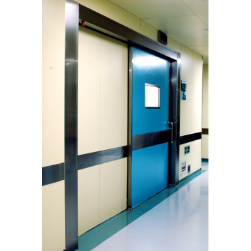 Anti-radiation Hermetic Sliding Doors for Hospitals
