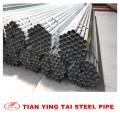 Tuyau en acier galvanisé à haute teneur en zinc