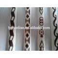 wood skirting inlay design
