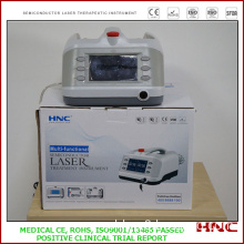 Low Level Laser Multi-Function Therapeutic Intrument with Golden Wavelength of 650nm and 808nm