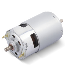 Universeller elektrischer Lüftermotor 12V DC 7600 U / min