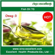 Huile de poisson Tg Omega 3 DHA / EPA Huile de poisson riche Tg