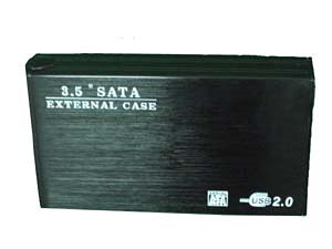 External Hard Disk Case