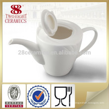 El jarro de café más nuevo de la porcelana 2015, sistema de café fino de la porcelana de hueso