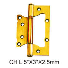 Furniture Accessory Iron Stainless Steel Hinge (CH L)