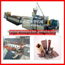 Wood Plastic Composite WPC PVC Profile Production Line/ Extrusion Line