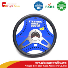 17 Inch Leather Steering Wheel Cover