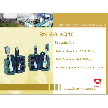 Elevator Safety Gear (SN-SG-AQ10)