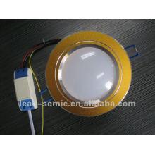 Новый дизайн! Светодиодный потолочный светильник 24SMD2835 12W Матовая крышка