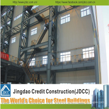 Steel Structure Production Prefab Warehouse