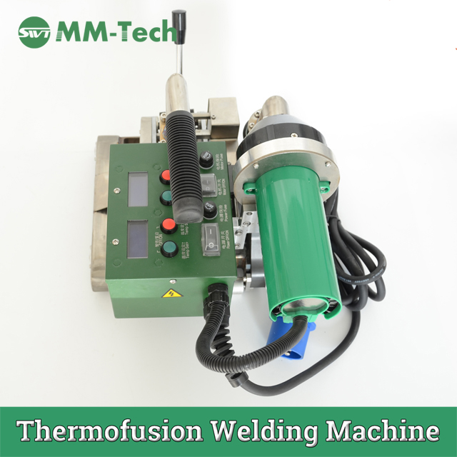 Hot Wedge Welding Machine