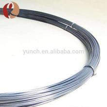 Fils de filament de tungstène en aluminium pour la métallisation des talons hauts des femmes