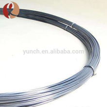 Aluminium tungsten filament wires for women's high heels metalizing