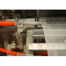 Machine de tissage de gaze de jet d'air pour la formation de bord de tissu