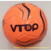 Orang Color Standard Official PVC/TPU Soccerball