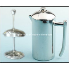 Stainless Steel Tea Maker/Coffee Plunger