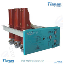 FT8 - Interruptor de carga de vacío de alta tensión de CA de la serie 12/24, interruptor de carga - combinaciones de fusibles