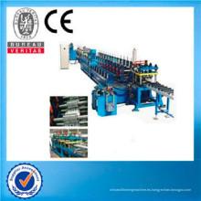 Bandeja de cable de acero galvanizado automático rollo formando equipo