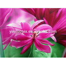 40S high quality colorful 3D printed fabric