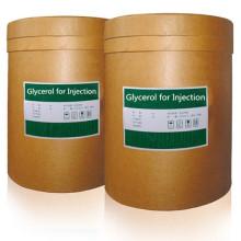 Glicerol para inyección C3H8O3 CAS 56-81-5