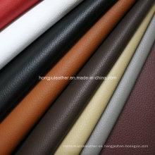 El cuero más popular y más suave para la cubierta de asiento de coche